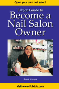 Become a Nail Salon Owner 205x309